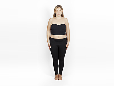 perte de poids avant