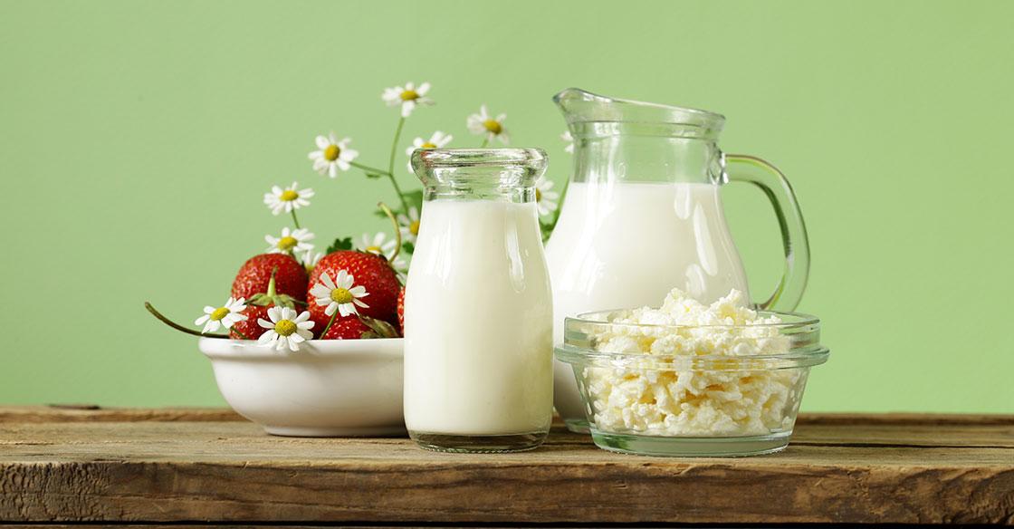 Produits Laitiers Meilleure Source de Calcium