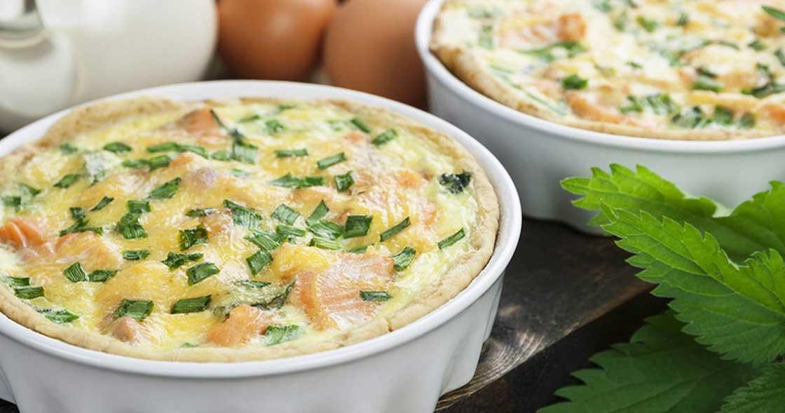 recette minceur, petit déjeuner, omelette