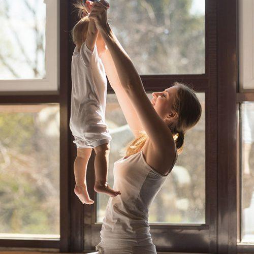 Programme minceur post-bébé