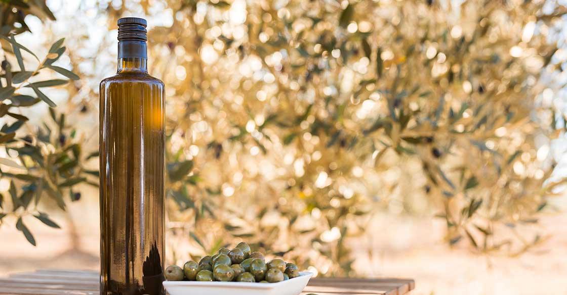 6 Bienfaits Santé de l'Huile d'Olive